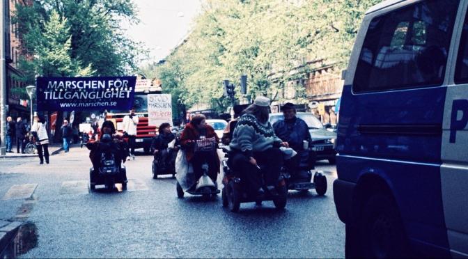 Tillgänglighetsmarschen 2003